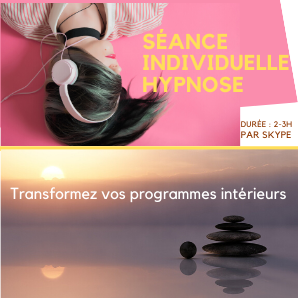 Séance Individuelle Hypnose